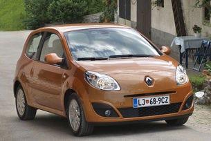 Renault Twingo - 3-door hatchback (2007-2012)