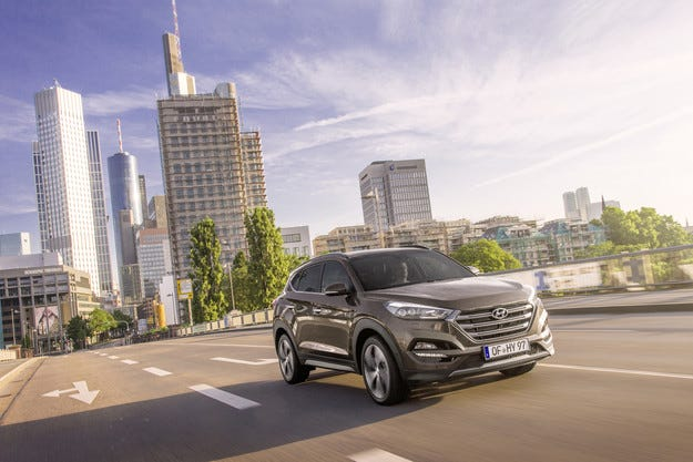 Hyundai Motor Еurope отбелязва рекордни продажби