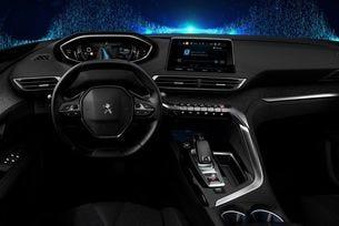 Френската компания Peugeot разкри интериор на бъдещето