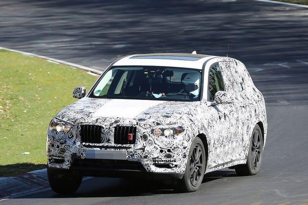 BMW X3 (G01): Новият кросоувър идва през 2017