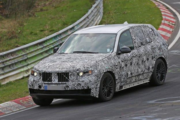 Прототипът BMW X5 (2018): Новото поколение атакува