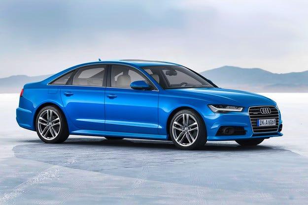 Audi представи актуализираните модели A6 и A7