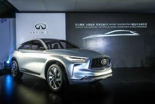 QX Sport Inspiration: Дръзка нова визия за SUV от Infiniti
