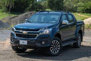 Chevrolet актуализира пикапа Colorado