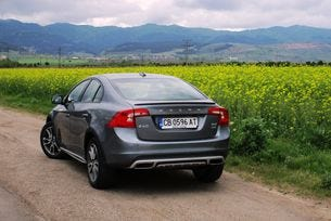 Volvo S60 D4 Cross Country