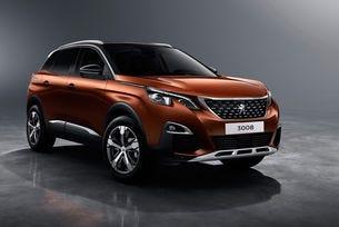 Peugeot представи предпремиерно новия кросоувър 3008