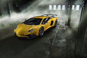 Novitec Torado доработи Lamborghini Aventador