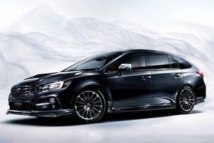 Subaru добави спортен дух на комбито Levorg
