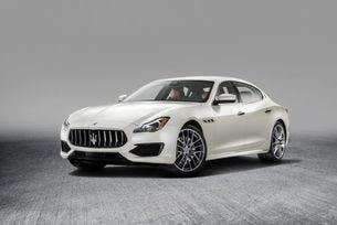 Maserati обнови флагманския седан Quattroporte