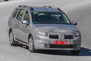 Обновената Dacia Logan се подготвя за салона в Париж