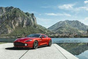Разкриха серийния Aston Martin Vanquish Zagato Coupé