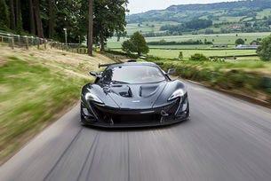 McLaren P1 LM се готви да постави рекорд на фестивала в Гудууд