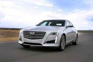 Cadillac представи обновения седан CTS