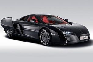 McLaren разработва конкурент на Porsche Panamera