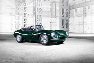 Jaguar възобнови производството на роудстъра XKSS