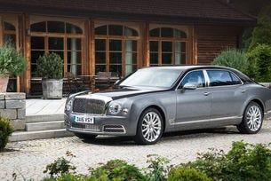 Bentley ще създаде по-скъп седан от модела Mulsanne