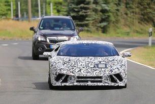 Lamborghini Huracan Superleggera идва в края на 2016