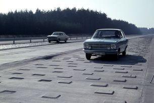 Пътят: От изпитателен полигон до Тестови център на Opel