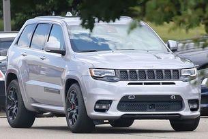 Разкриха екстериора на новия Jeep Grand Cherokee SRT