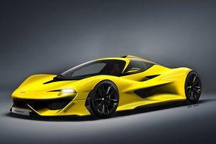 McLaren планира да представи 15 нови модела за шест години