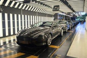 Сложиха край на производството на Aston Martin DB9