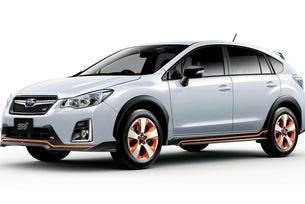 Subaru XV Hybrid tS съчетава спортен дух и екологичност