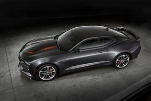 Купето Camaro ZL1стигна по мощност Corvette Z06