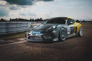 Porsche Cayman GT4 получи свръхлека версия