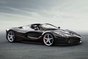 Ferrari LaFerrari Spider: Това е отвореният супер атлет