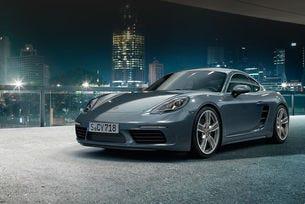 В Китай пуснаха дефорсирани Porsche Cayman и Boxster