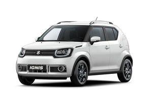 Европейската версия на Suzuki Ignis пристига в Париж