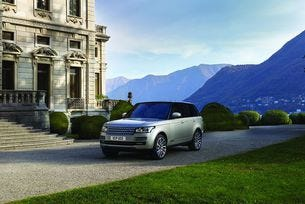 Повече динамика и атрактивност на Range Rover за 2017