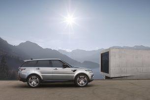 Range Rover Sport с нов двигател и иновативни технологии