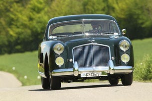 Bentley MK VI Cresta