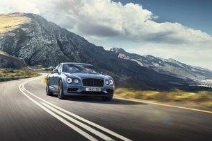 Bentley Flying Spur W12 S: Най-бързият в гамата на марката