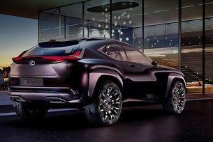 Lexus UX намеква за нов малък кросоувър на марката