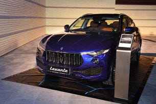 Maserati представи у нас своя нов модел Levante