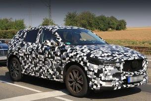 Новата Mazda CX-5 ще запази разпознаваемата си форма