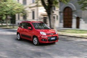 Обновиха почти невидимо хечбека Fiat Panda за Европа