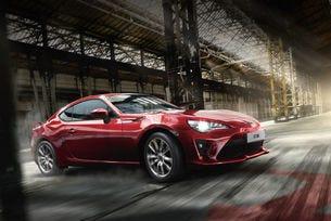 Стартират продажбите на новото купе Toyota GT86