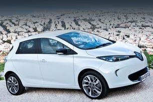 Удвоиха автономния пробег на електромобила Renault Zoe