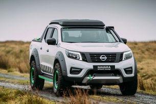 Nissan Navara EnGard Concept: Пътуващият спасител