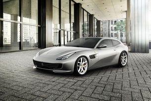Ferrari ще представи турбо версия на купето GTC4Lusso