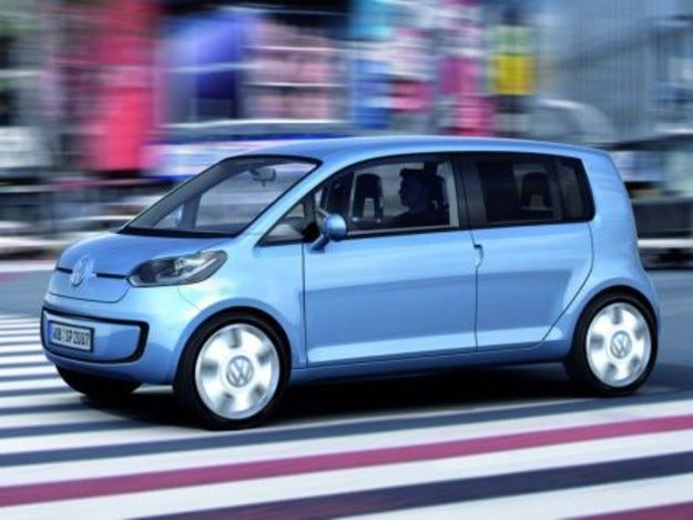VW Space Up