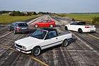 BMW представя четири необичайни прототипа на M3
