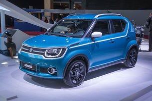 Suzuki ще продава най-малкия си кросоувър в Европа