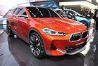 BMW представи в Париж компактния кросоувър X2