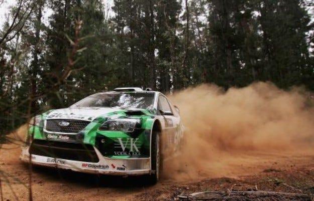 WRC 2008 - календар