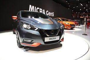 Новият Nissan Micra: Край на скучната визия