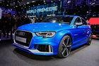 Седанът Audi RS3 атакува пазарите в САЩ и Китай
